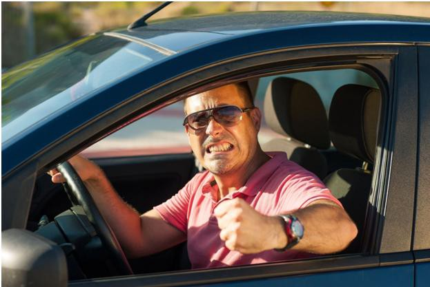where is all this aggressive driving coming from? – david b. faltz