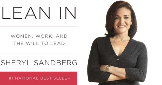 Image result for lean in by sheryl sandberg