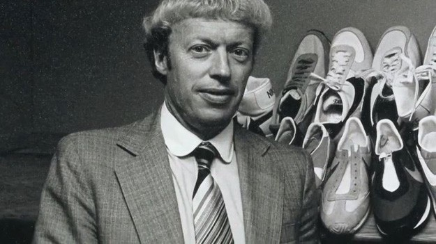 Young Phil Knight