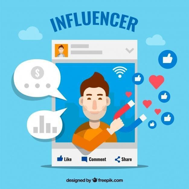 Influencer: Bellwether of the Marketing arena—Types and characteristics
