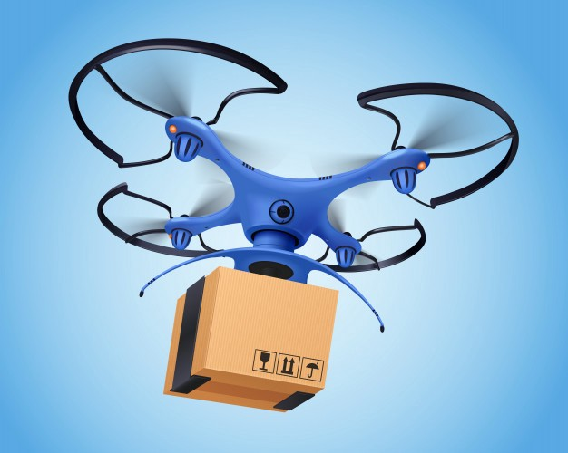 Global Delivery Drone Market by typeby Applicationby End User by Regio