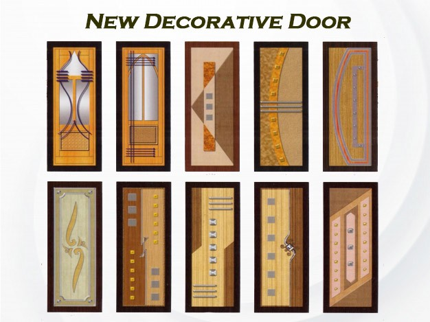 New Decorative Door: From Our Wide Combination Of Things, We Are  Progressing Overwhelming Quality New Decorative Door, Which Unites  Corrugated FRP Sheets, ...
