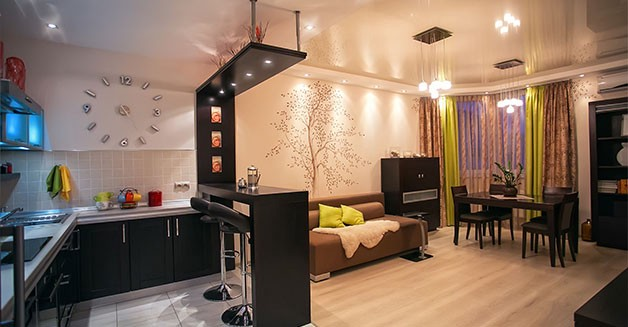Apartment & Studio — Liverpool Cleaning Services in Abu Dhabi