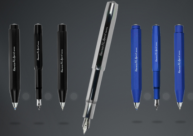 Types Of Pens To Choose From Kaweco Pen Medium