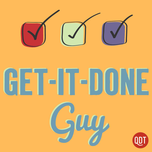 Get-It-Done Guy