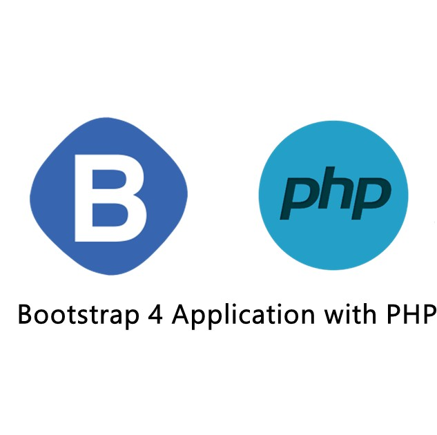 Bootstrap 4 Application with PHP - By BootstrapDash Team