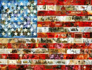US collage image
