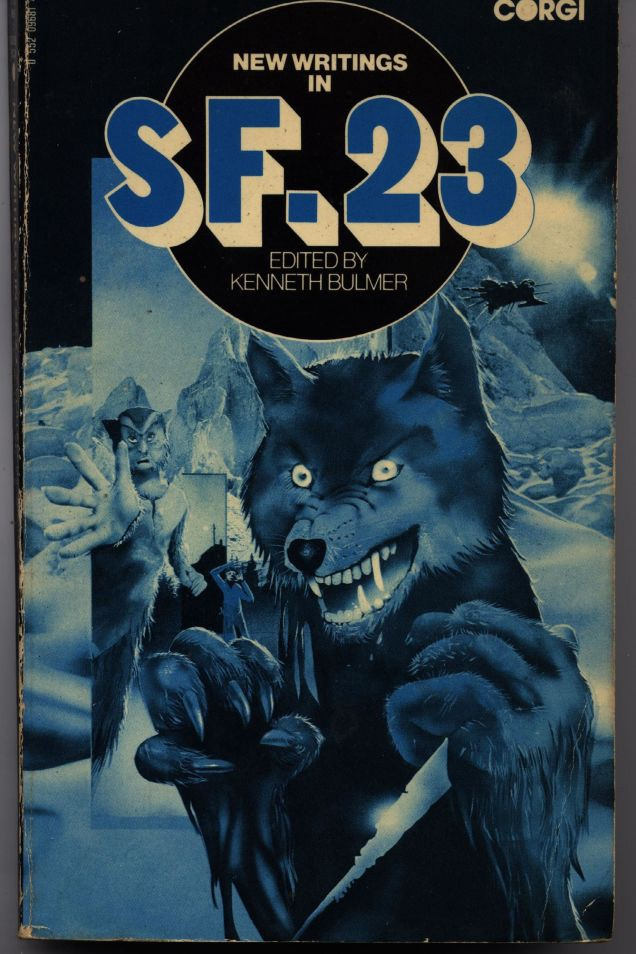 wolf science fiction