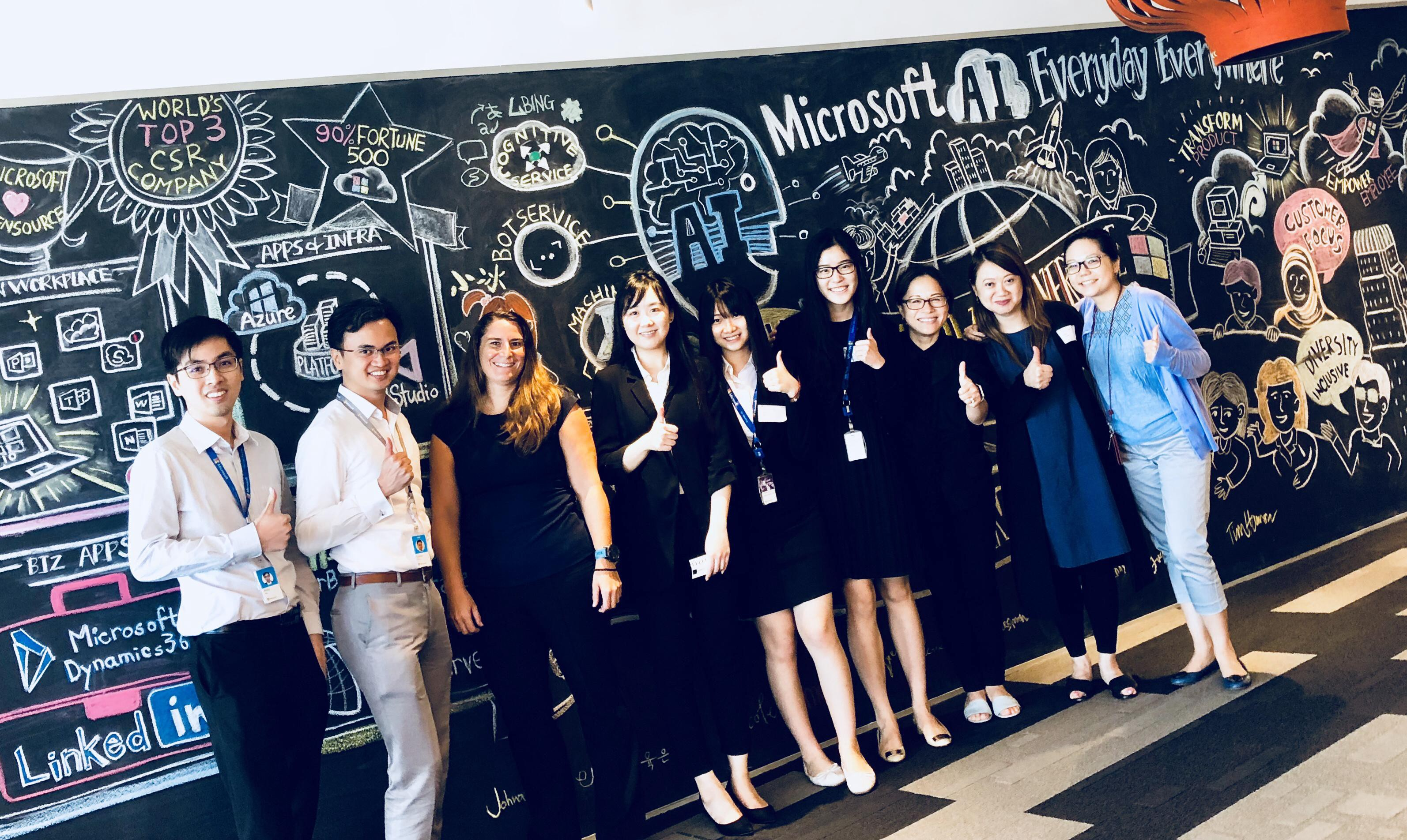 Microsoft Hong Kong Office — Data & AI Team