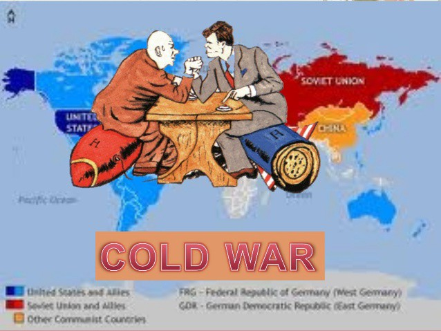 A Friend Of Our Blog Asked Us A Few Days Before To Say A Few Things About The Cold War So We Decided With The Other Member Of This Blog To Post