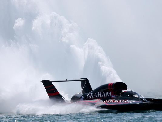 Check out the hydroplane races this weekend – Sailing Great