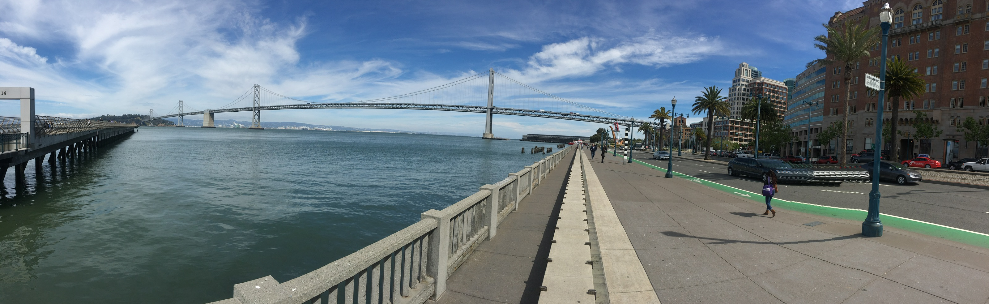 The Bay Bridge :D