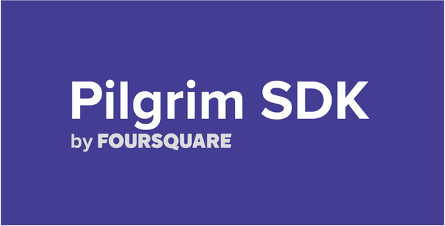 Pilgrim SDK by Foursquare logo
