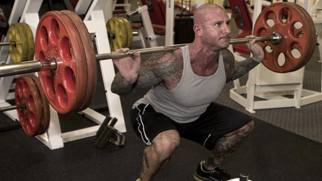 The Bottom-Up Squat Bang Fitness