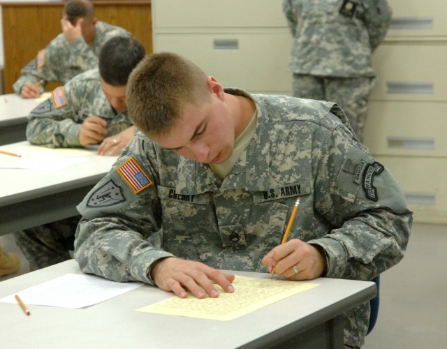 how to write a military application letter for admission