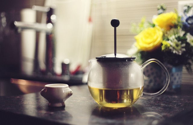 The Benefits Of Green Tea With Tips