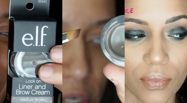 Lock On Liner And Brow Cream by e.l.f. #16