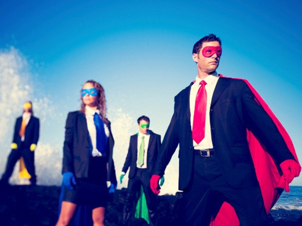 These fantastic four superheroes of digital transformation are finally earning their stripes