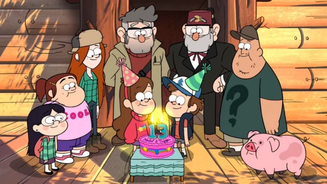 The Tiny Visual Detail That Struck Me About 'Gravity Falls