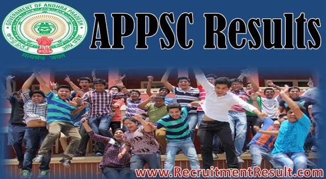 APPSC Results 2017–18|Download Surgeons and Hydrologist Exams Merit List