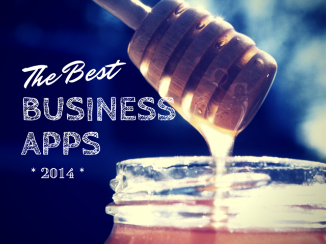 The Best Business Apps of 2014 [Infographic]
