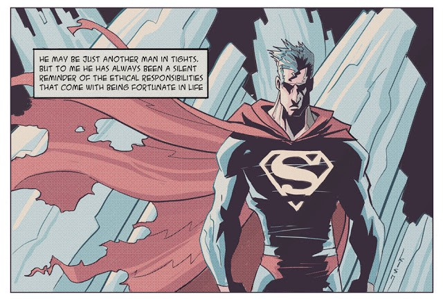 essay test the art of science superman solitude and salt