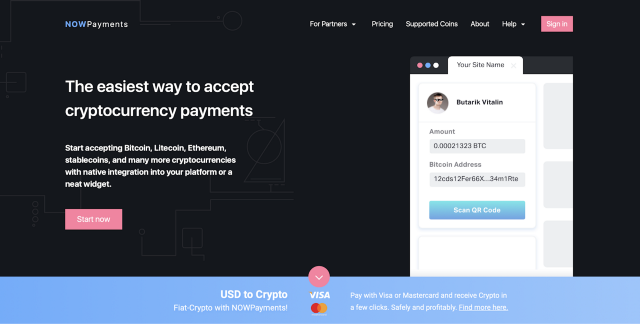 NOWPayments: How it works