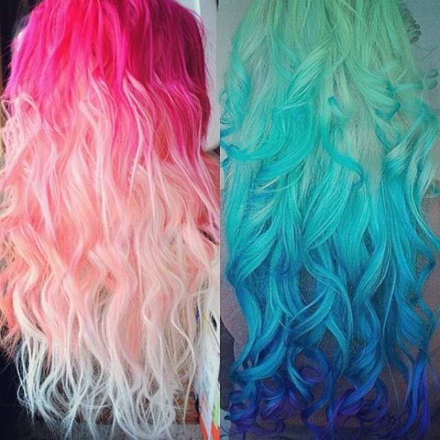 Do You Like Bright Color For Your Hair Extensions Vietnam Hair
