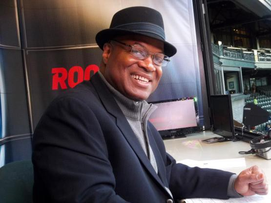 Mariners broadcaster Dave Sims