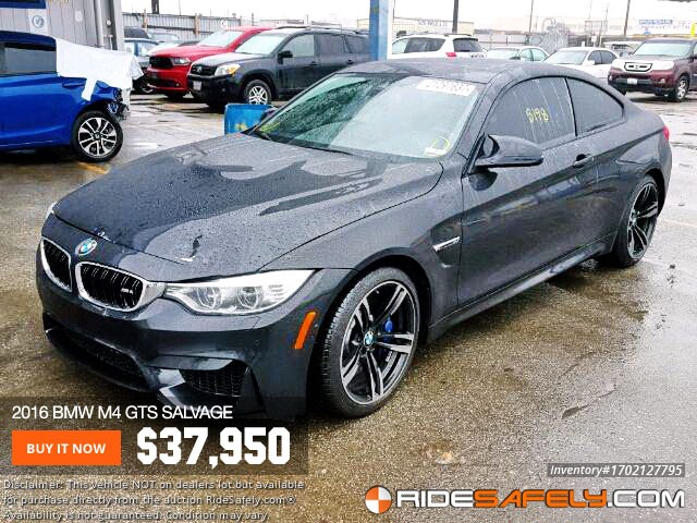 Shop For Used U0026 Salvage BMW M Models From Online Auto Auctions