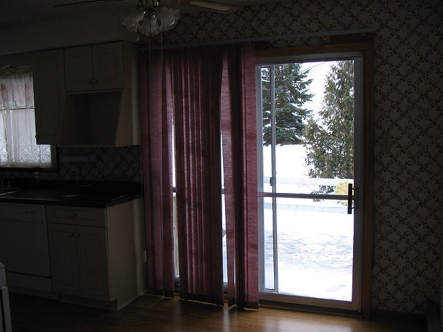 Is It Necessary To Put Vertical Blinds On Patio Doors Or Large Windows