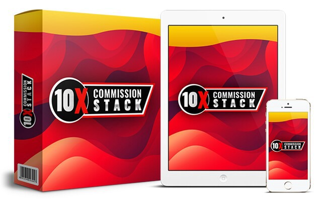 10X Commission Stack Review-BUY TEN APPs WITH JUST ONE APP PRICE