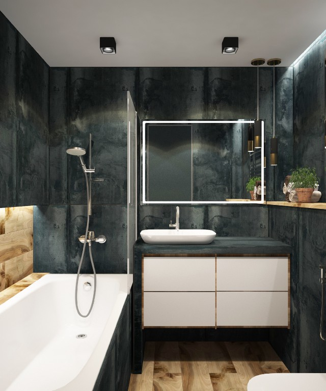 Refresh And Reuse In Bathroom Remodeling | O'Dell Contracting Inc.