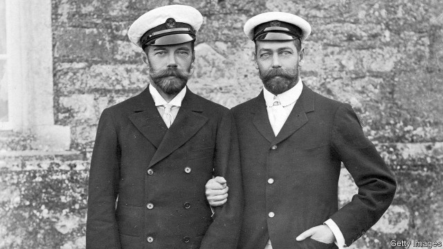 How the royal houses of Europe abandoned the Romanovs