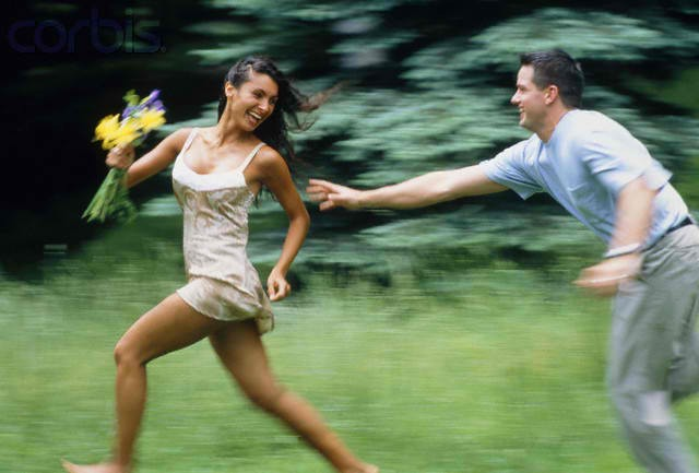 Who Chases Them?: Running...But From What? (Who--? Series)