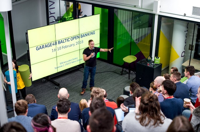 Baltic open banking hackathon by SEB