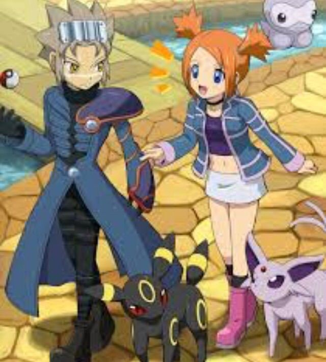 the role of women in pokemon colosseum vs pokemon xd gale of darkness