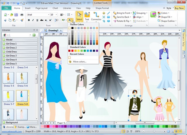 Best Software To Design Clothes | Online Fashion Clothing Designer Tool To Increase Ecommerce Sale