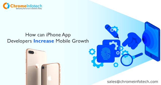 This is How iPhone App Developers Increase Mobile Growth