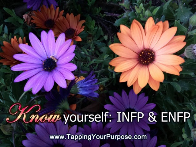 Know yourself: What are INFPs and ENFPs the best at