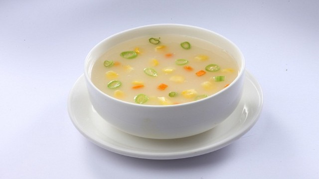 Clear Soups are Best to stimulate weakened appetite