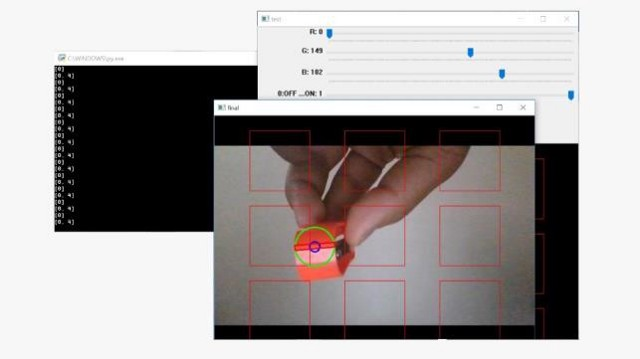Hand Gesture Recognition 3