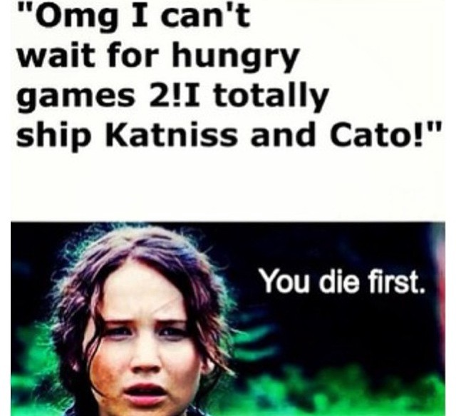 how will you die in the hunger games
