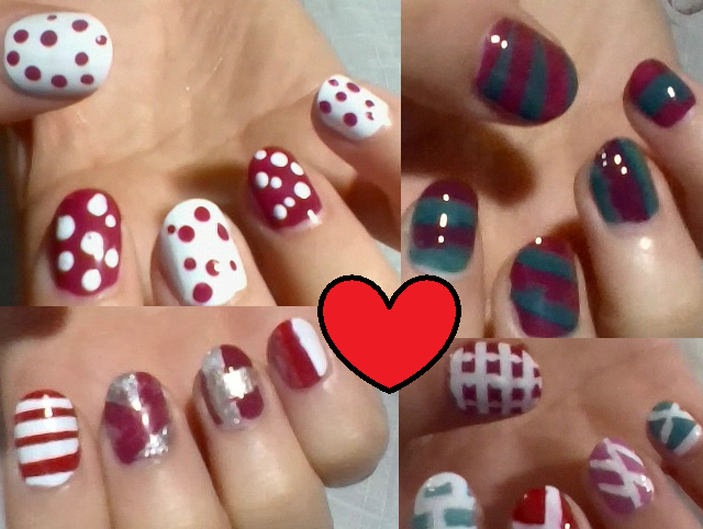 How To Do Cute Nail Art Designs Sarra Medium