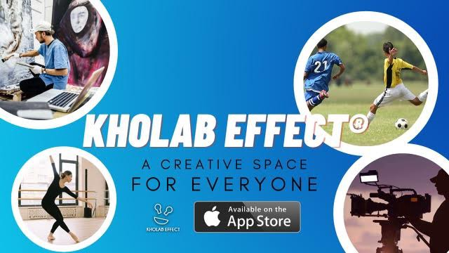 Kholab Effect- An App For Creators To Collab And Monetize Their Content