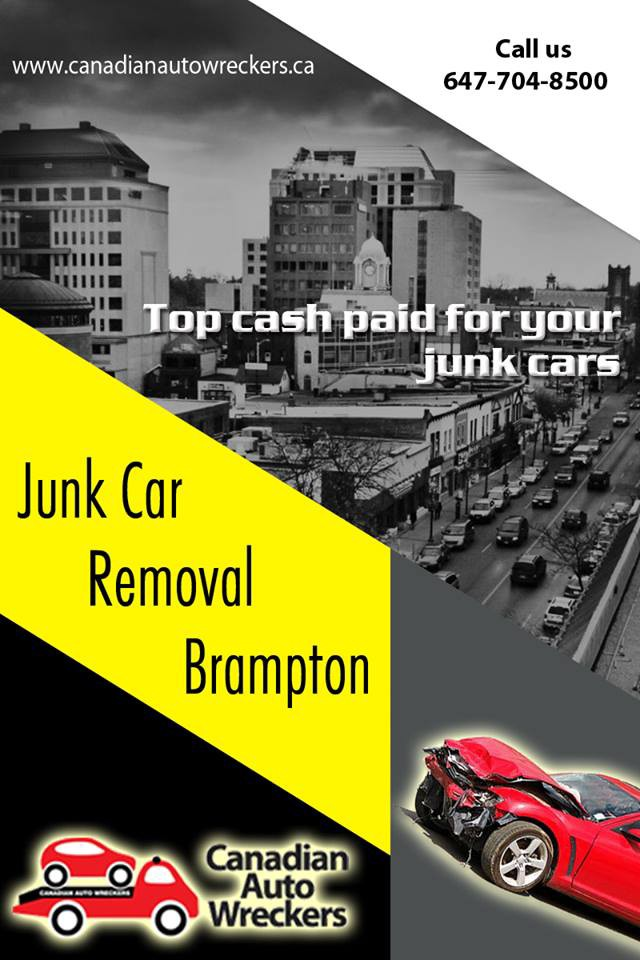 Get Help From Canadian Auto Wreckers When Your Car Gets Junked