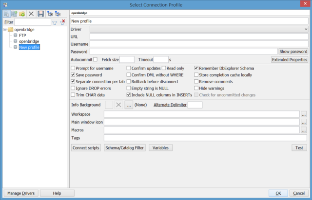 How To Connect SQL Workbench to Redshift | Openbridge Help
