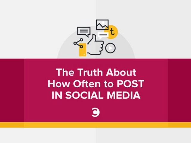 The Truth About How Often to Post in Social Media