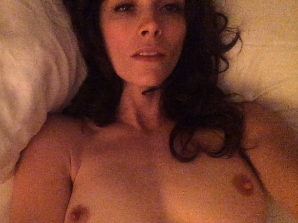 Abigail Spencer Nude