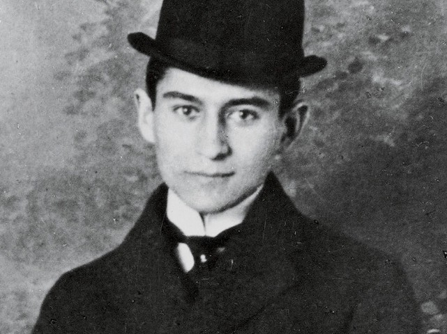 """franz kafka a man obsessing of death Worries of a family man (""""the cares of a family man,"""" in franz kafka: the sustains its air of happiness in spite of the permanence of death."""